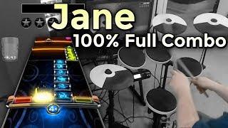 Jefferson Starship - Jane 100% FC (Expert Pro Drums RB4)
