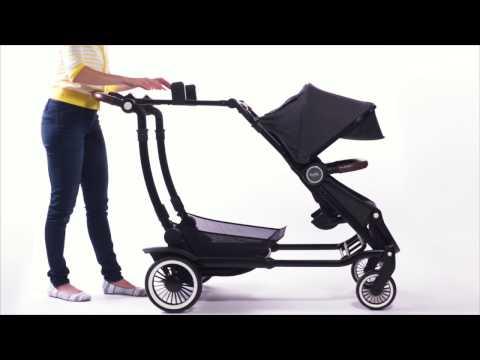 Austlen Entourage: Car Seat Adapters