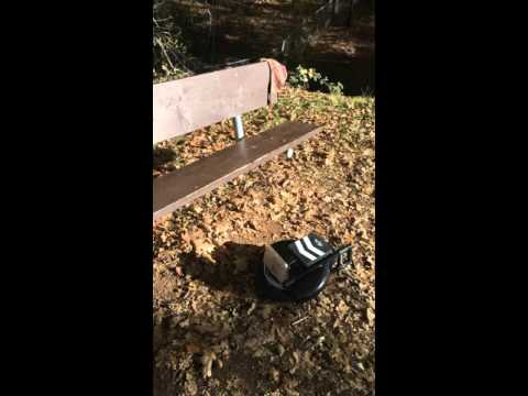 Electric Unicycle (TG F3) Riding the El Dorado Bike & Walking Trail Pt 5
