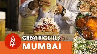 Download 4 of the Best Street Food Finds in Mumbai Video
