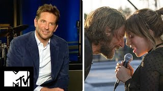 Bradley Cooper Talks About Shallow  His Sex Scenes With Lady Gaga  A Star Is Born  Mtv Movies