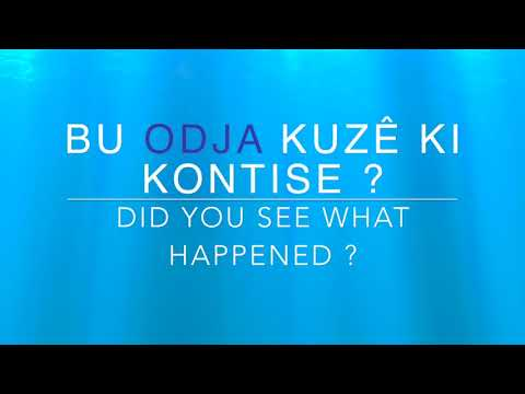 Learn Kabuverdianu ( Cape verdean Creole) Word of The Day - ODJA