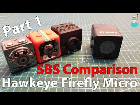 Hawkeye Firefly - Part 1 - Overview & SBS Comparison