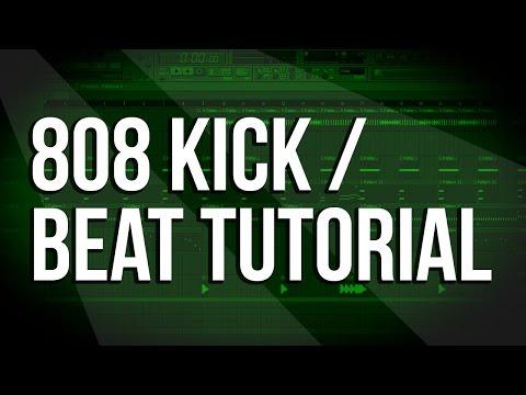 FL Studio Tutorial - How To Make 808 TRAP Bass Kick / NEW SCHOOL RAP BEAT [Tune Seeker]
