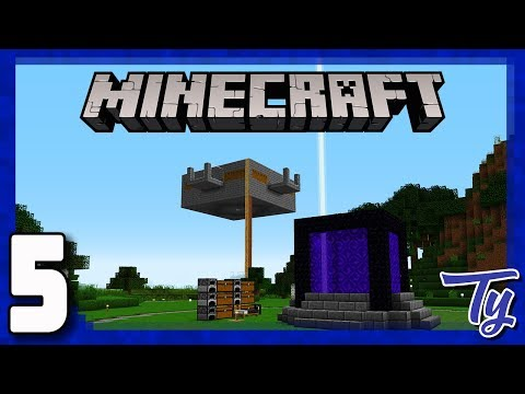 Minecraft 1.12 Survival - Iron Golem Farms and Villager Breeders! - Ep5