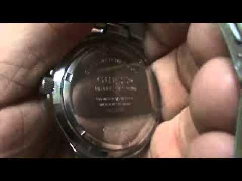 Guess Water Pro Watch G65220G
