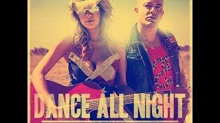 Kaya Jones  Feat. Rene Dif a.k.a Ferrish Key - Dance All Night Official Music Video