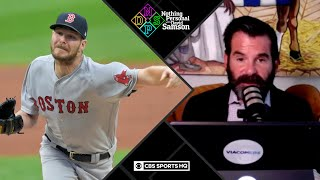 Chris Sale says Astros CHEATING was NO BIG DEAL! | Nothing Personal with David Samson