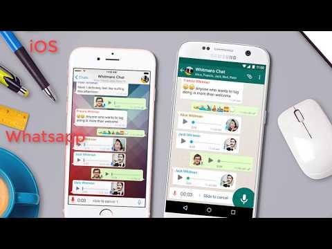 iOS Whatsapp Transfer(Mac): How to Transfer iOS Whatsapp Data to Android
