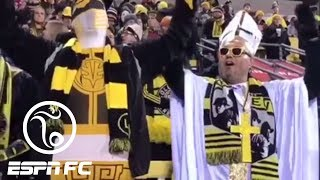Columbus Crew fans talk about the team