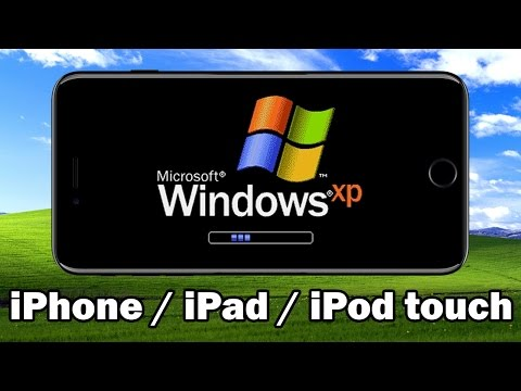 How to Install & Run Windows XP on Your iPhone, iPod touch or iPad (No Jailbreak)