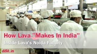 Make In India: Inside Lava