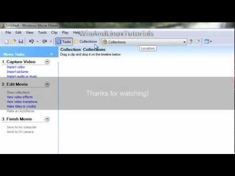 [Windows Vista, 7 & 8 Consumer Preview] Get Windows Movie Maker 2.6 back.