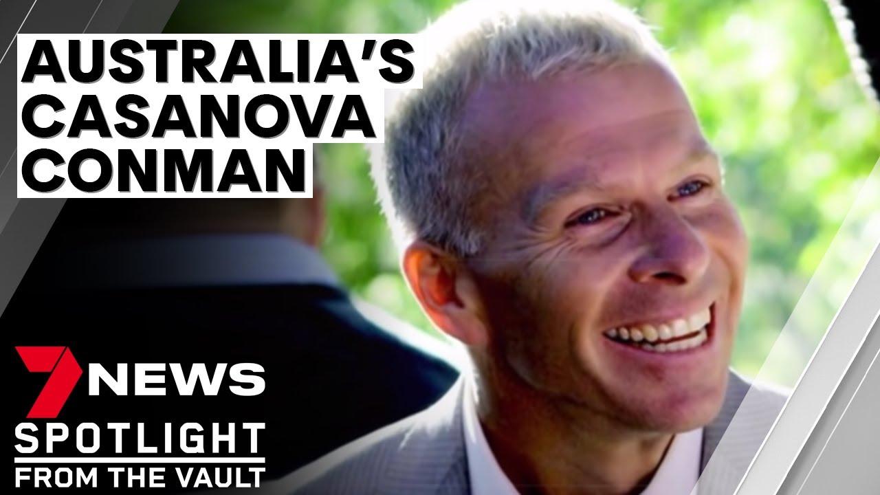 Casanova conman: how Hamish McLaren swindled women out of $70 million | 7NEWS Spotlight