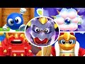 Download Kirby's Blowout Blast - All Bosses (No Damage) MP3,3GP,MP4