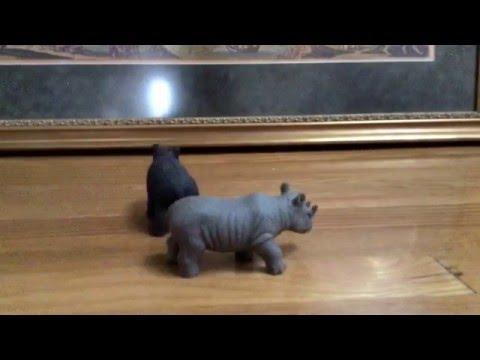 pixelpandas.org/ Rhino v.s. Bear