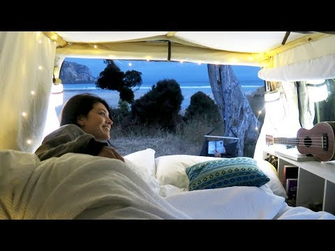Van life road trip // the Catlins, New Zealand