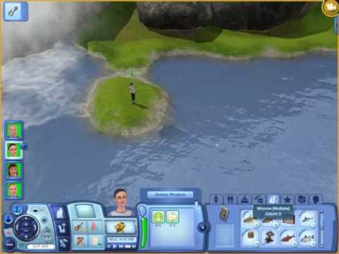 The Sims 3 How to Make Ambrosia 1/3