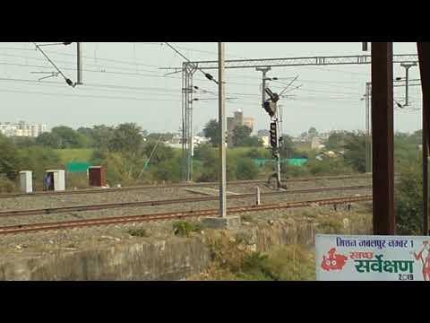 Signal repairs and train