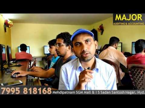 Major Accounting - Mr. Imtiyaz got a salary of 1.6 million rupees P.A  in Dubai