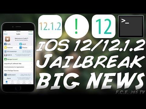 iOS 12 /12.1.2 JAILBREAK NEWS: CONFIRMED TFP0 EXPLOIT COMING & Unc0ver v2.1.3