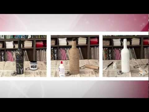 DIY - Wine Bottles