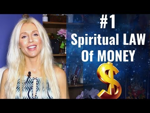 #1 Spiritual LAW Of Attracting MONEY/ Tithing/LOA