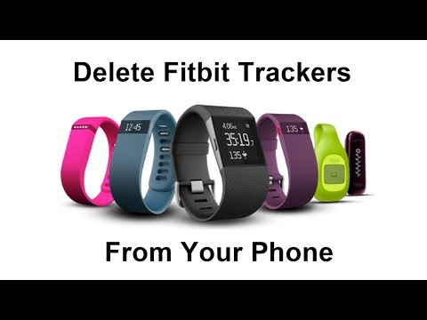 How to Delete a Fitbit Device From Your iPhone/Android Phone
