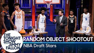 Download Random Object Shootout with NBA Draft Stars Video