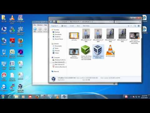 how to install oracle vm box with extension pack
