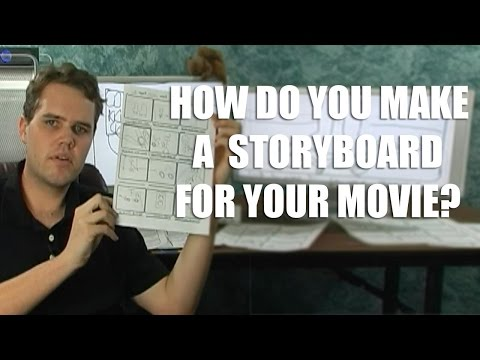 How Do You Make A Storyboard For Your Movie?