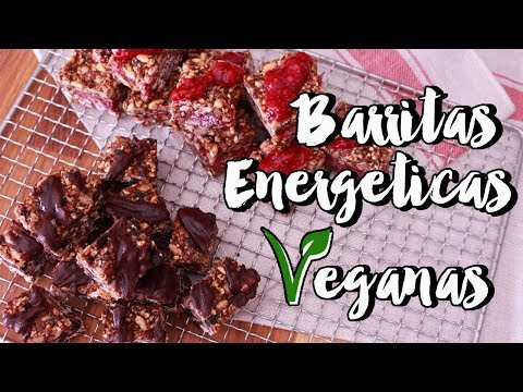 COMO HACER BARRITAS DE CEREAL SIN HORNO (en Casa) SALUDABLES | Rawmance Food