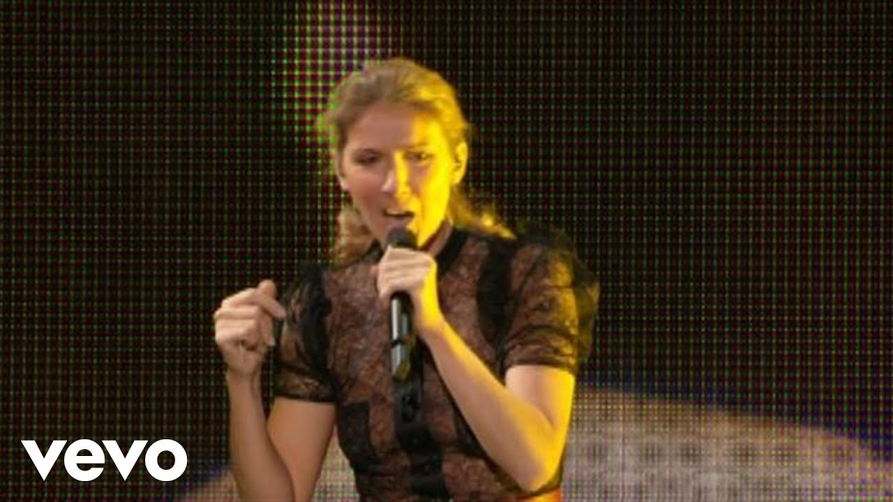 I Wish (Live) - Céline Dion