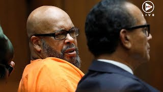 Watch US rap mogul 'Suge' Knight admit to manslaughter