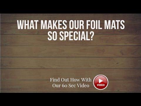 Underfloor Heating Mat for Laminate and Engineered Wooden Floors