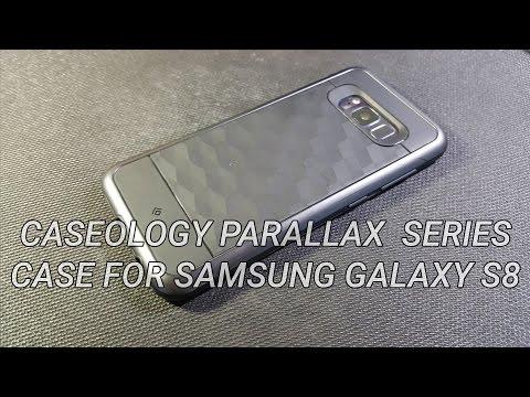 Galaxy S8 Caseology Parallax Case