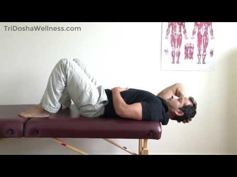 Upper Back Flexibility For Good Posture  | Manu Kalia | Video 190 | TridoshaWellness