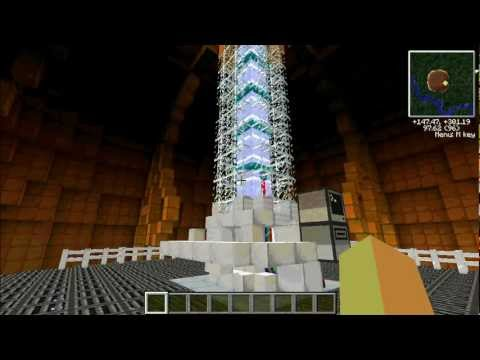 Minecraft Build Mini Showcase- The Tardis