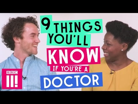 9 Things You'll Know If You're a Doctor