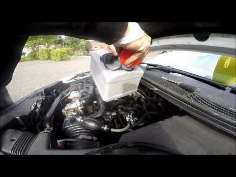 How to change Ford 1.6 TDCI HDI / Fuel Filter Replacement (DIY)