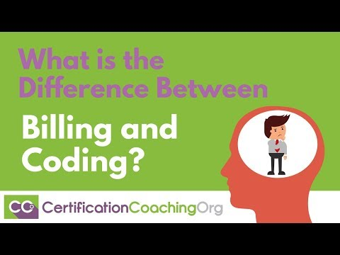 What is the Difference Between Billing and Coding?