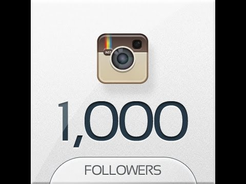How To Get Thousands Of Instagram Followers Easily And For Free
