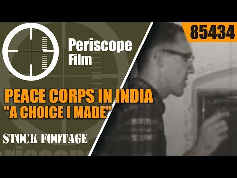 PEACE CORPS IN INDIA