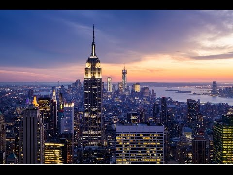 My Top 5 - New York City