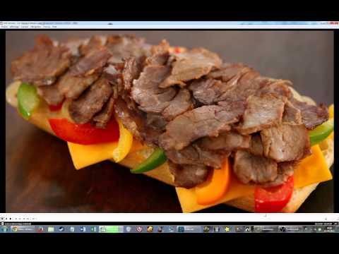 Tim Horton's Steak & Cheese Panini