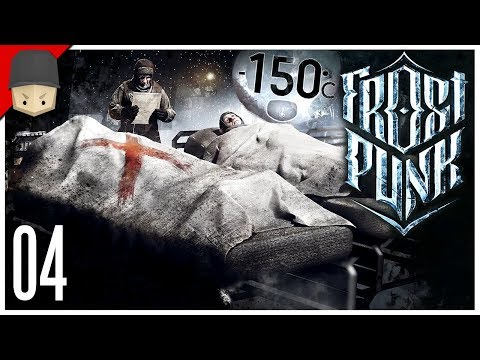 Frostpunk - Ep.04 : THE BIG STORM! WILL WE SURVIVE?!