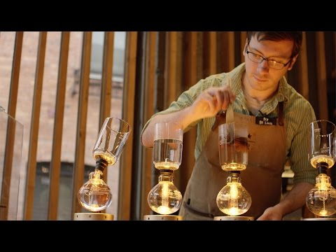 The Siphon Brewing Method