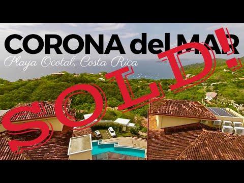 *** FOR SALE *** Corona del Mar B6 – Playa Ocotal, Costa Rica