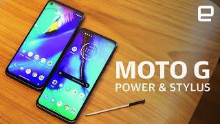 Moto G Power & Moto G Stylus hands-on