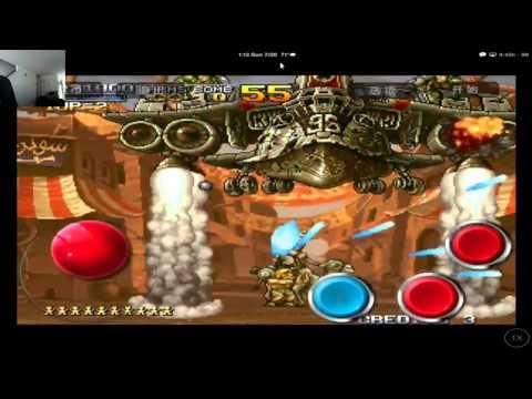 Metal Slug 2 Highlights HD Twitch GamePlay